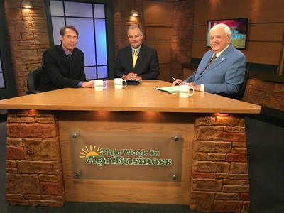 Mark Feight on This Week In Agribusiness with Max Armstrong and Orion Samuelson